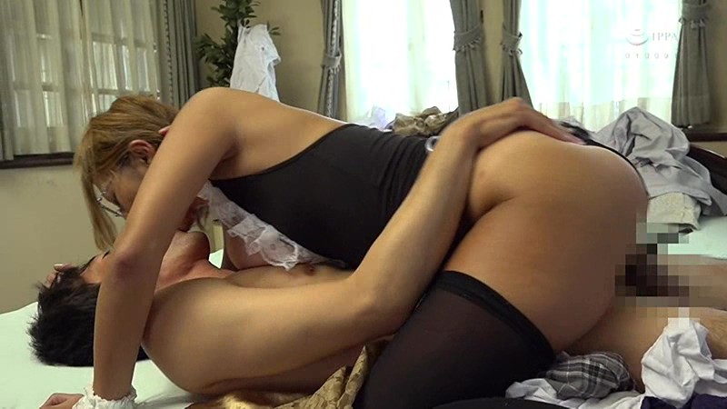 Lick the maid