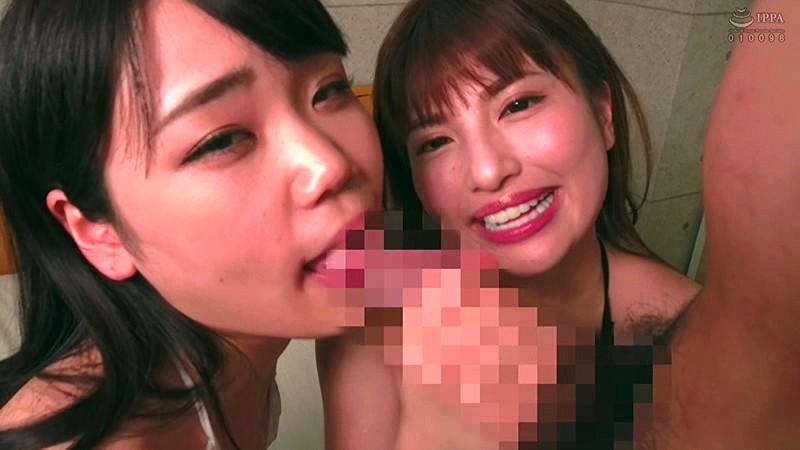 ビキニが食い込むムチムチ女子たちに生中出し。 早川瑞希 持田栞里Screenshot