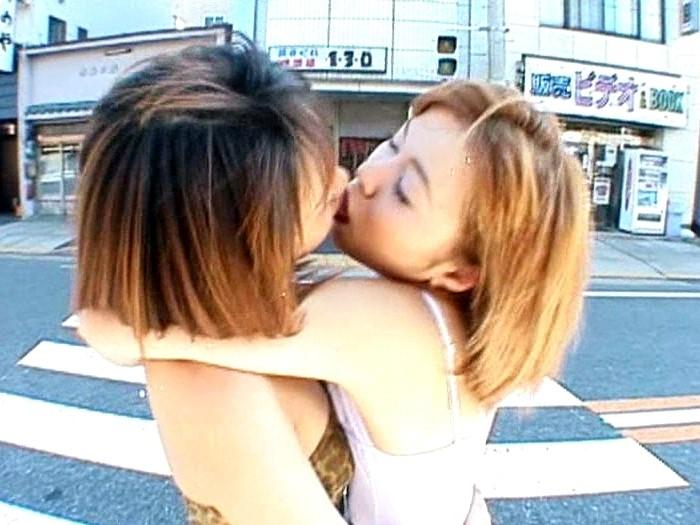 Lesbian Exposure 111