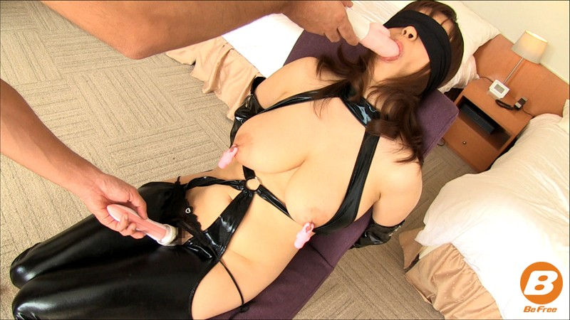 Bf-354 Bondage Girl Colossal I Cup Tits, Convulsing Sex -4286