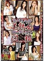 FMR-56 スペシャル美熟女コレクション図鑑