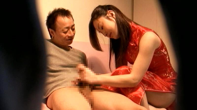 Japanese married woman massage