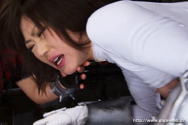 凌辱伝説 01 ホワイト スノー ソルジャー ~白銀の戦士~ 笠木忍截圖