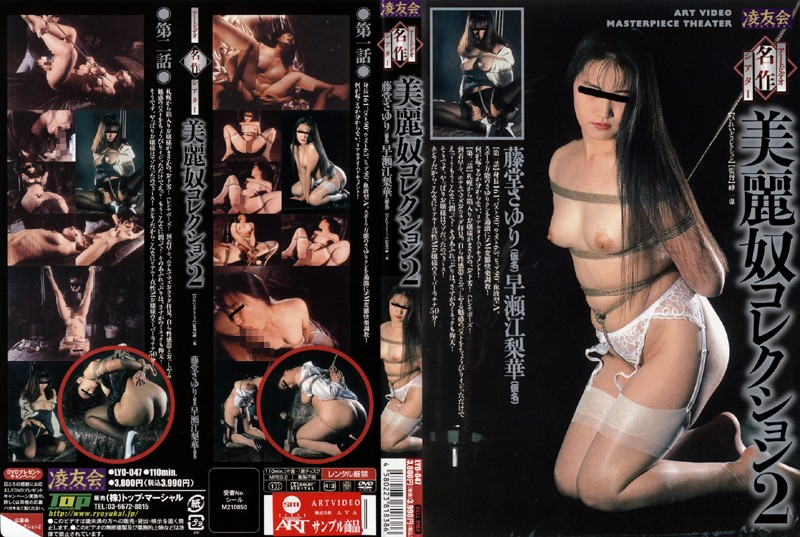 LYO-047 Aatobideo Masterpiece theater Bi servant guy collection 2 - Training, Toudou Sayuri, Hayase Erika
