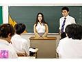 NYL-003 恥辱の教室 熟虐女教師 黒木まり43歳 - 样品图像 - 8